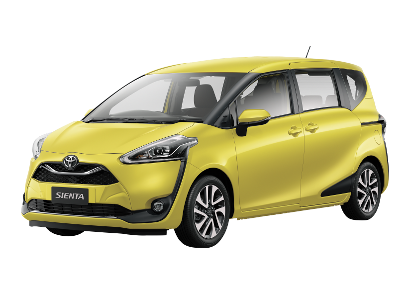 SG Car - Toyota Sienta - New Car Price Singapore