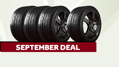 Toyota Tyre Promotion