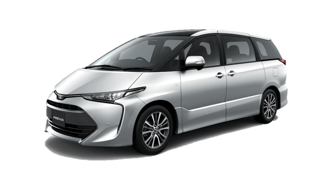 SG Car - Toyota Previa Aeras - New Car Price Singapore