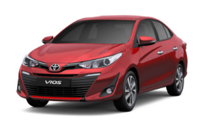 SG Car - Toyota Vios Sedan - New Car Price Singapore