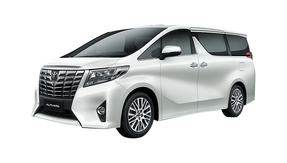 SG Car - Toyota Alphard MPV - New Car Price Singapore