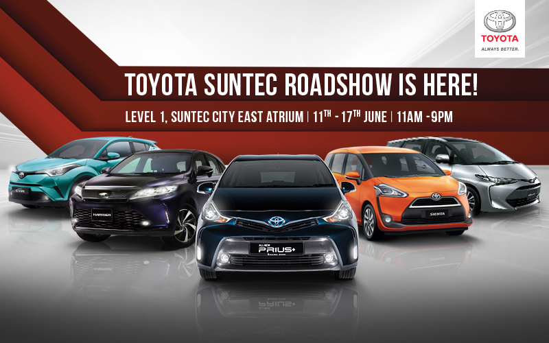 Toyota New Car Promotion