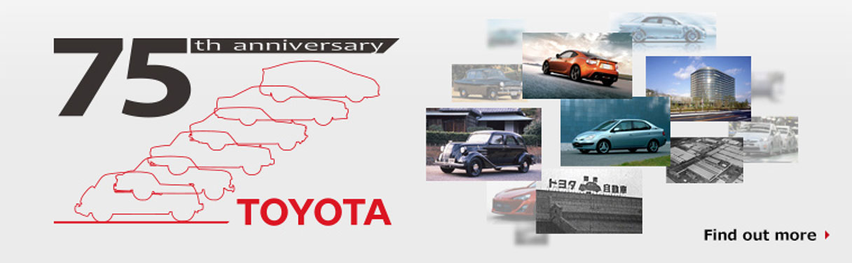 History of Toyota