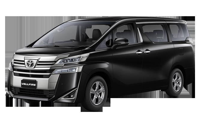 Toyota Vellfire Mpv Travel In Style