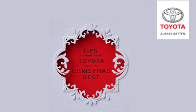 Toyota Maintenance Year-end Deals