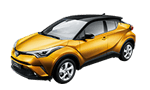 SG Car - Toyota C-HR Compact SUV - New Car Price Singapore