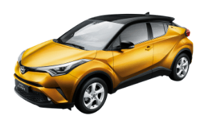 COE Price New Car Singapore Toyota C-HR Compact SUV