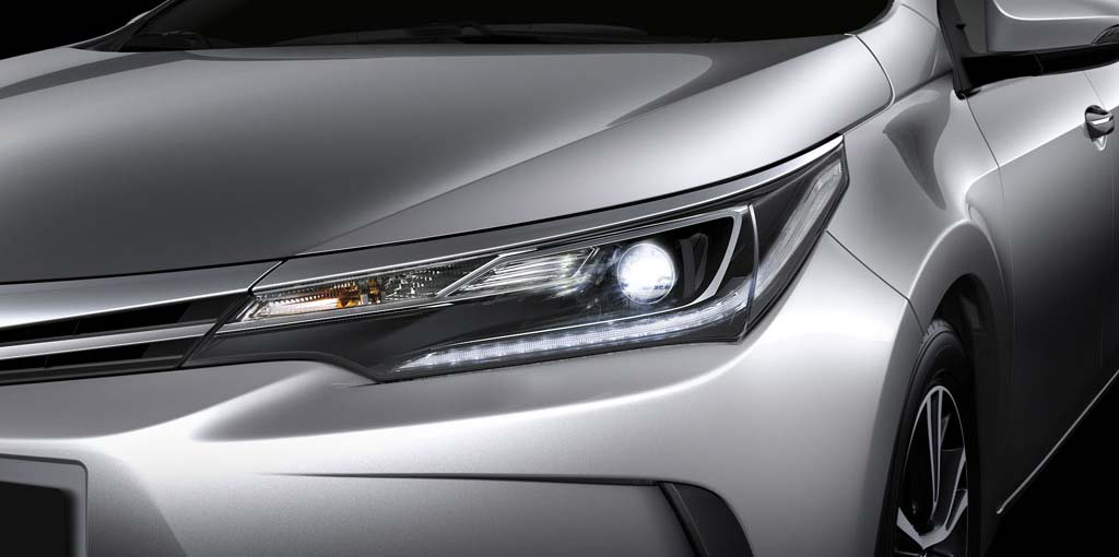 Toyota Corolla - LED Headlamps