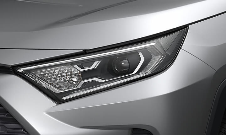 RAV4 - LED Headlamps