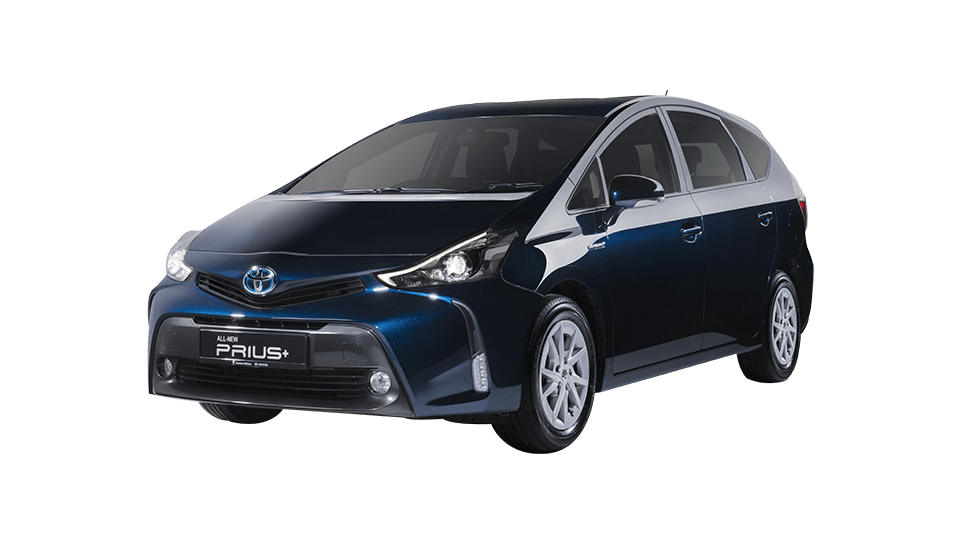 Toyota Prius Plus 7 Seater MPV - Hybrid Car