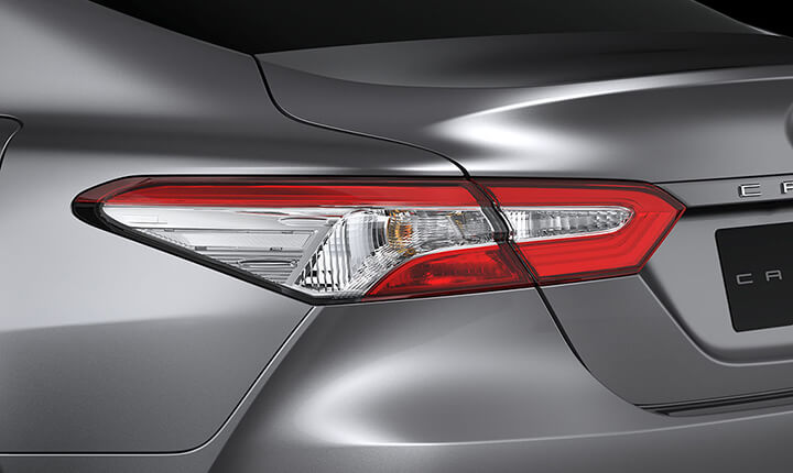 Toyota Camry LED Rear Combination Lamps