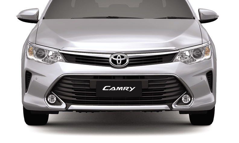 Toyota Camry Front Design