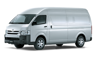 Toyota Hiace - High Roof Van