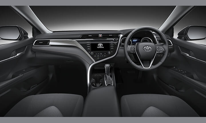 Toyota Camry Telematics System