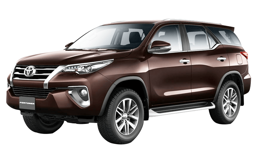 Toyota Fortuner (Toyota Hilux Family)