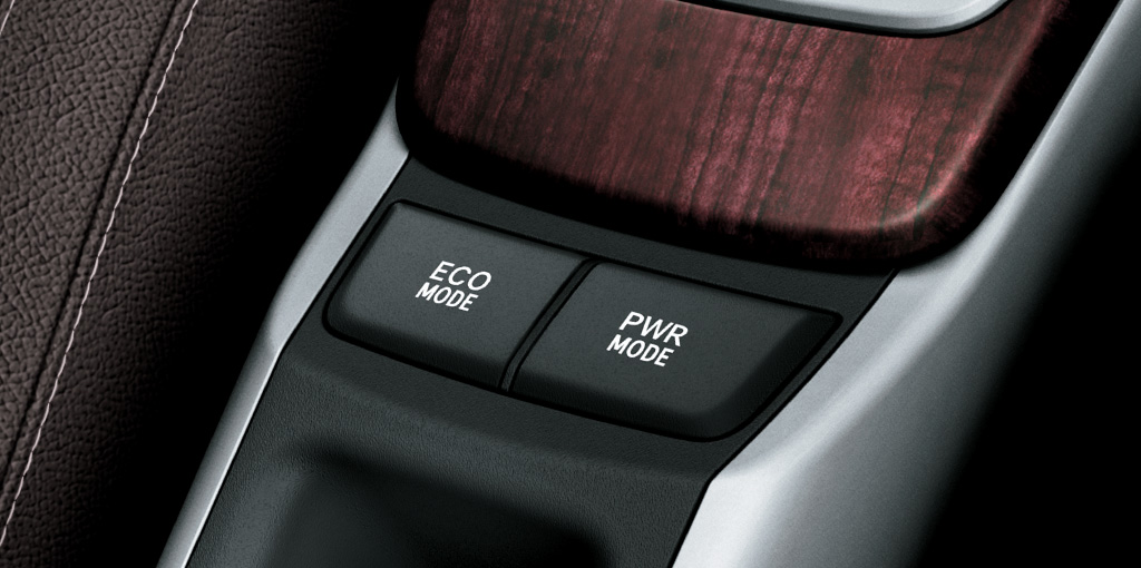 Toyota Fortuner - Enhanced Fuel Efficiency