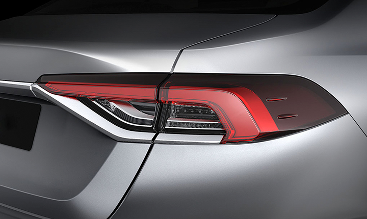 Toyota Altis 2020 - LED Rear Combination Lamps