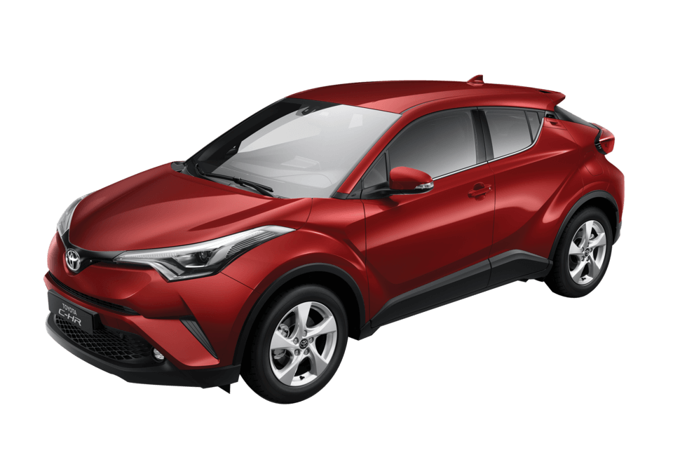 Toyota C-HR Luxury (Mono-tone)