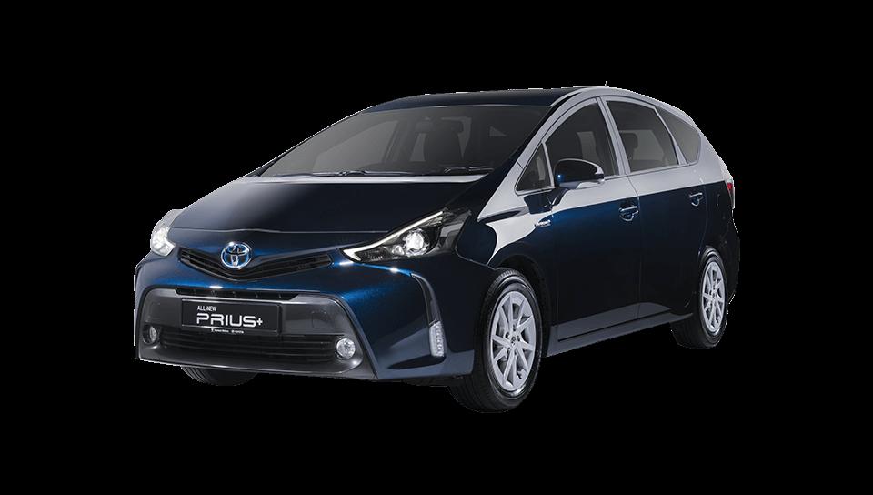 Toyota Prius+ | Hybrid 7-seater MPV | Fuel Efficient
