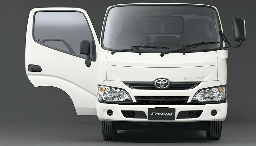 Toyota All Models List >> Toyota Dyna | Truck with Class-leading Payload