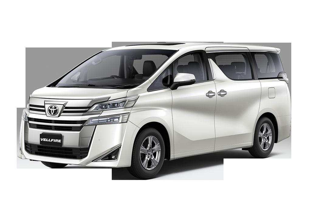 Toyota Vellfire | MPV | Travel in Style