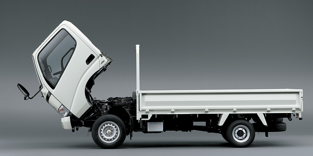 Toyota Dyna | Truck with Class-leading Payload