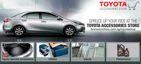Toyota Harrier | Turbocharged SUV | Made-for-Singapore