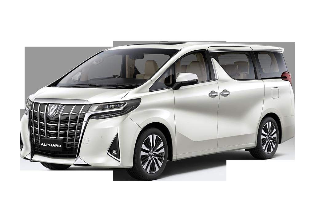 Toyota Alphard Mpv Travel In Style