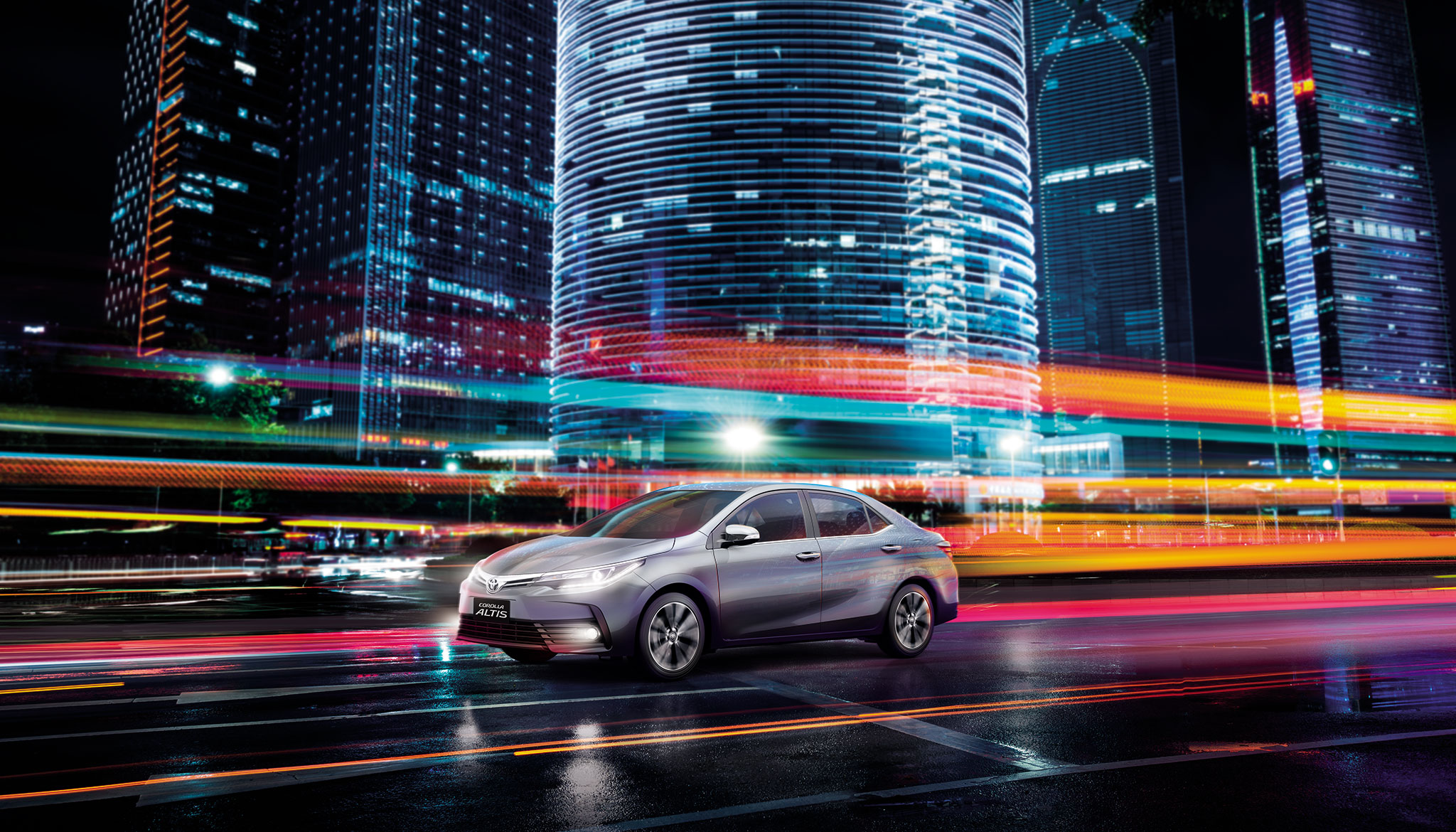 Toyota Corolla Altis The World S Best Selling Sedan