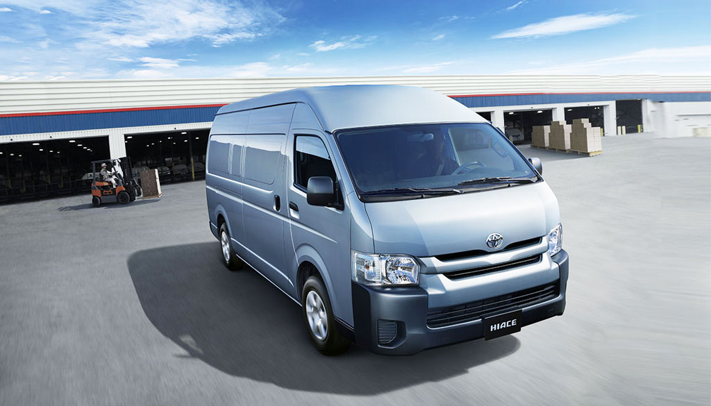 Toyota Hiace Van | Powerful, Economical and Trustworthy