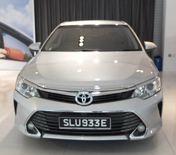 Toyota Care Extended Warranty: Toyota Camry 2015